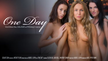 Aiko Bell, Margot A, Whitney Conroy - One Day